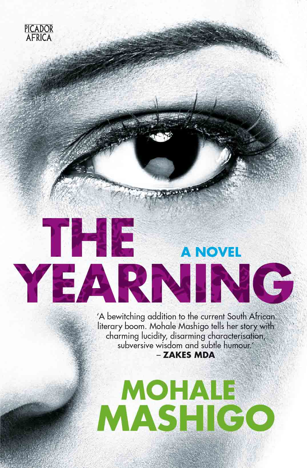 the yearning by mohale mashigo review online. Black Bedroom Furniture Sets. Home Design Ideas